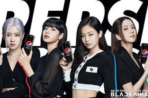 Nhóm BLACKPINK trở thành gương mặt đại diện mới của thương hiệu Pepsi