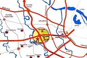 Nghiên cứu dự án xây dựng đường vành đai 4 - Vùng Thủ đô hơn 66.500 tỷ đồng