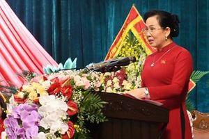 Đồng chí Lê Thị Thủy tái đắc cử Bí thư Tỉnh ủy Hà Nam