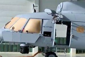 Trung Quốc nhập lô trực thăng Mi-171Sh bí ẩn từ Nga