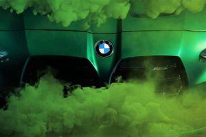 Hé lộ hình ảnh BMW M3 và M4 thế hệ mới