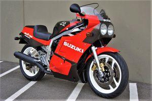 Suzuki GSX-R750 Limited Edition JDM đời 1986 được rao bán