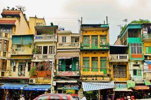 Giá trị khó đong đếm của những căn nhà Phố cổ Hà Nội từ lý giải quốc tế