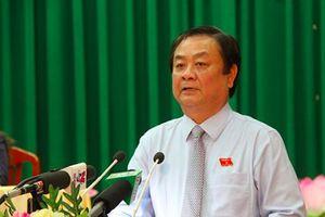 Thủ tướng bổ nhiệm Bí thư Tỉnh ủy Đồng Tháp làm Thứ trưởng Bộ NN-PTNT