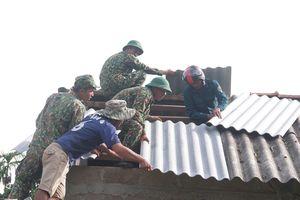 Thừa Thiên Huế huy động tối đa lực lượng khắc phục hậu quả sau bão