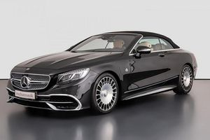 Xe sang Mercedes-Maybach S650 Cabriolet dùng chán, bán vẫn lời