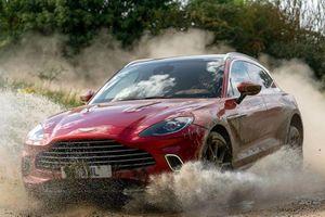 Siêu SUV Aston Martin DBX, có gì để cạnh tranh Lamborghini Urus?