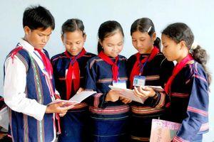 Đổi mới và phát triển giáo dục vùng dân tộc thiểu số