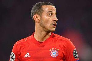 Thiago bật khóc rời Bayern Munich để đến Liverpool