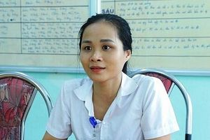 Nữ cán bộ sâu sát, hỗ trợ tích cực cho học viên