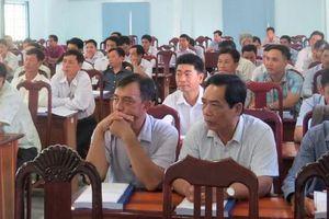 Bồi dưỡng kiến thức pháp luật, nghiệp vụ cho hòa giải viên ở Kiên Giang