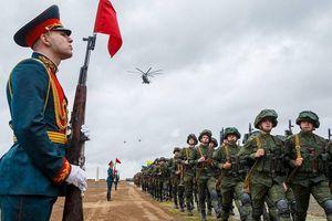 Nga khởi động tập trận chiến lược quy mô lớn