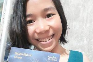 Cô gái khuyết tật mở thư viện miễn phí