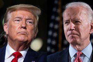 Tiền tranh cử của ông Biden nhiều hơn ông Trump 141 triệu đô la