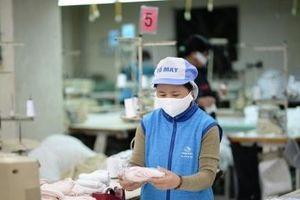 Mùa dịch Covid, Việt Nam xuất gần 1 tỷ chiếc khẩu trang ra nước ngoài