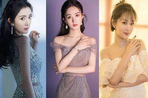 4 nữ hoàng rating của Hoa ngữ: Hai mỹ nhân họ Dương cùng Triệu Lệ Dĩnh cạnh tranh gay gắt!