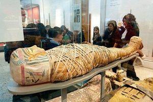 Bí ẩn nào đằng sau 13 xác ướp mới được đào lên trong giếng cổ Ai Cập