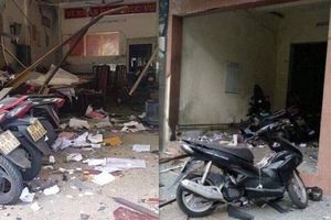 Nhóm khủng bố ném bom xăng trụ sở công an ở TP.HCM hầu tòa