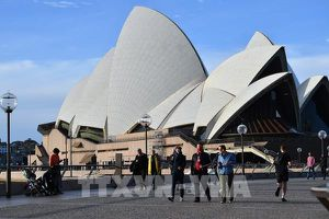 Ngành du lịch Australia chuẩn bị kế hoạch thu hút du khách quốc tế