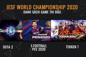 Nhiều vi phạm pháp luật tại vòng loại ở Việt Nam của Giải Thể thao điện tử vô địch thế giới 2020