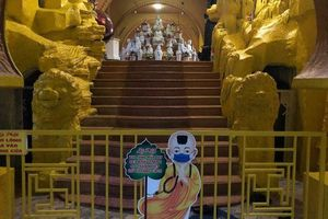 478 hũ tro cốt tại chùa Kỳ Quang 2 được thân nhân nhận dạng