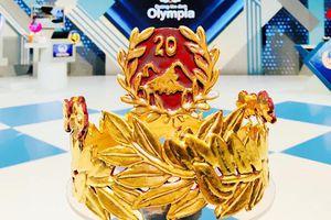 Chiếc vòng nguyệt quế của Quán quân Olympia năm thứ 20 có gì đặc biệt?