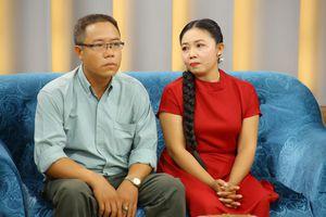 Ốc Thanh Vân nghẹn đắng vì người vợ vừa sinh con một ngày đã bị chồng đánh đập, đòi ném con xuống sông
