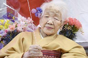 Kỷ lục mới của cụ bà sống thọ nhất thế giới
