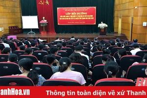 Bồi dưỡng kiến thức quản lý Nhà nước về văn hóa cơ sở và gia đình