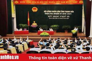 Kỳ họp thứ 13, HĐND tỉnh khóa XVII: Quyết nghị nhiều nội dung quan trọng