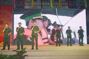 Chương trình nghệ thuật chào mừng Đại hội Đảng bộ tỉnh lần thứ VII
