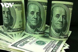 Giá USD giảm nhẹ trong phiên giao dịch đầu tuần