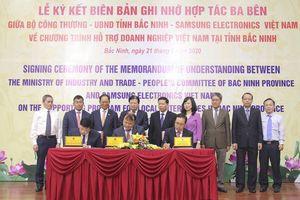 Hợp tác giữa Chính phủ - doanh nghiệp - địa phương: Đòn bẩy tiếp sức ngành công nghiệp hỗ trợ