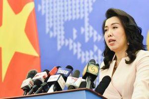 Đề nghị Ma-lai-xi-a hỗ trợ đưa thi hài ngư dân Việt Nam về nước