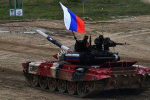 Báo Nga: Moscow tăng cường tiểu đoàn xe tăng áp sát biên giới NATO