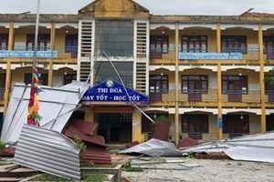 Thừa Thiên Huế thiệt hại 505 tỷ đồng do bão số 5
