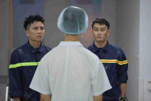 Cảnh sát phòng cháy chữa cháy lên phim truyền hình 'Lửa ấm'
