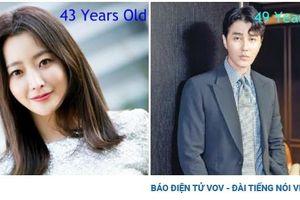Dàn diễn viên Hàn nổi tiếng với nhan sắc không tuổi, U50 vẫn trẻ trung không ngờ