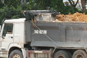 Quảng Ninh: 'Bát nháo' tại công trình có vốn 1.299 tỉ đồng