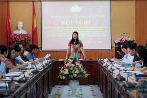 Quận Tây Hồ: Nhiều hoạt động kỷ niệm 90 năm Ngày truyền thống Mặt trận Tổ quốc Việt Nam