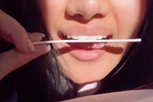 Dùng giũa móng tay mài răng để có nụ cười đẹp: Các TikToker bảo an toàn, nha sĩ bảo sao?