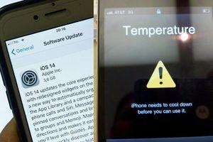 Nhiều người than phiền iPhone nóng rực không dùng được sau khi cài iOS 14, Apple nói gì?