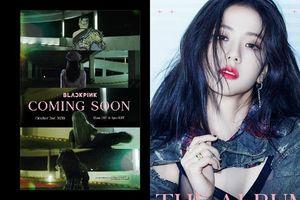 Tung ảnh teaser album sắp ra của BLACKPINK, YG để lộ tên single mới theo cách không ai ngờ