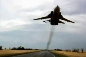 Su-24 Ukraine bị rơi, Kiev dừng mọi hoạt động của tất cả chiến đấu cơ loại này
