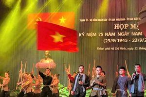 TP HCM long trọng kỷ niệm 75 năm ngày Nam bộ kháng chiến