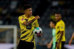Giám đốc Dortmund 'ra tuyên bố quan trọng' về vụ Sancho đến MU