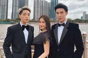 Thời trang khoe vẻ sành điệu của sao nam Việt