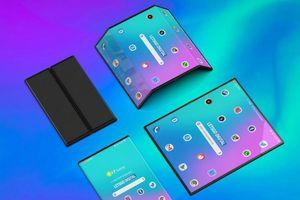 Điện thoại nắp gập chữ Z của Xiaomi