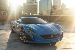 Siêu xe điện Rimac Concept_One được rao bán 1,6 triệu USD