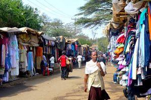 Chuyện vào vùng cấm ở Kenya